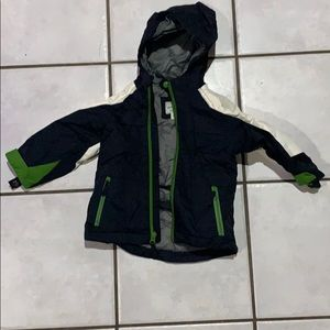 Childrens place snow jacket